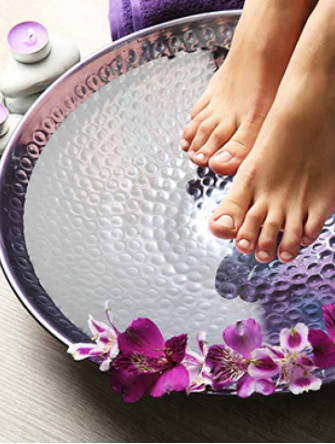 HOW TO DO BEST PEDICURE AT HOME