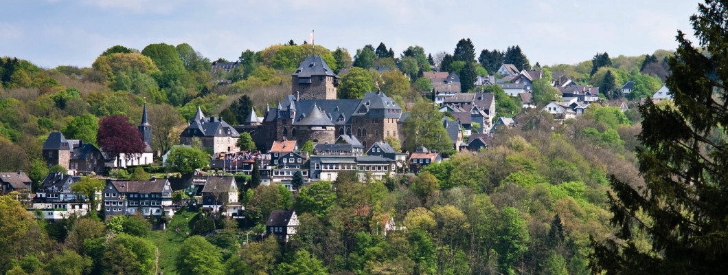 SOLINGEN – THE CITY OF BLADES