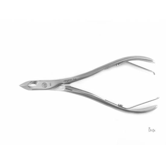 Niegeloh Solingen Inox Standard 7mm Jaw Cuticle Nippers Hand Crafted in Germany