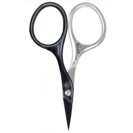 Niegeloh Solingen Cuticle Scissors Inox Style Titanium Black Self Sharpening 9cm