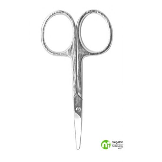 Niegeloh Solingen Baby Scissors Nickel Plated Germany